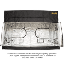 Load image into Gallery viewer, GORILLA GROW TENT - 4' x 8' - SHORTY