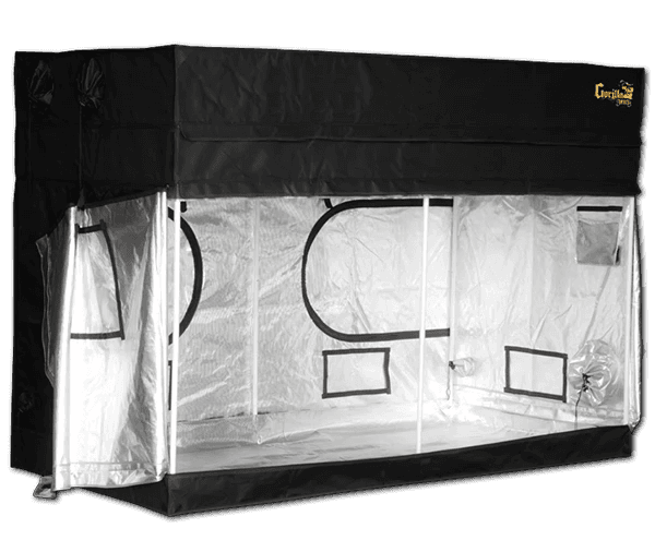 GORILLA GROW TENT - 4' x 8' - SHORTY