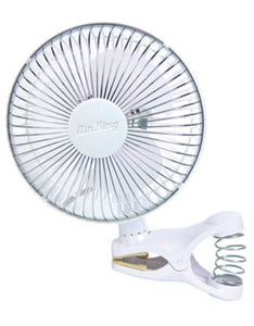 "HURRICANEN 6"" CLIP FAN"