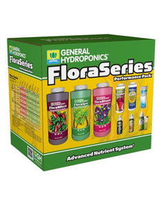 General Hydroponics - Flora Series Performance Pack