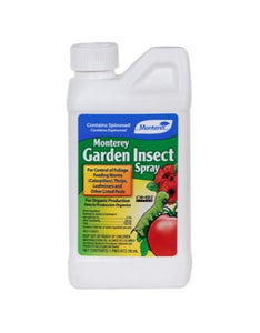Monterey Garden Insect Spray w/ Spinosad Pint