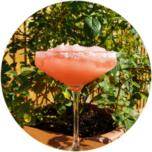 Raspberry Margarita