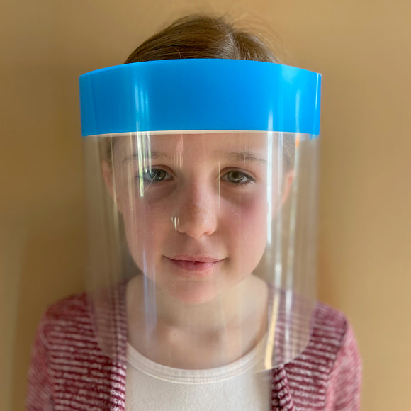 Kids Safety Face Shields (Box of 12)