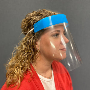Safety Face Shields (Box of 12)