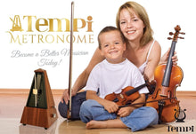 Load image into Gallery viewer, Tempi Metronome for Musicians (Mahogany)