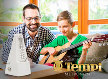 Load image into Gallery viewer, Tempi Metronome for Musicians (White)