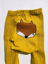 Load image into Gallery viewer, Mustard Fox Tights