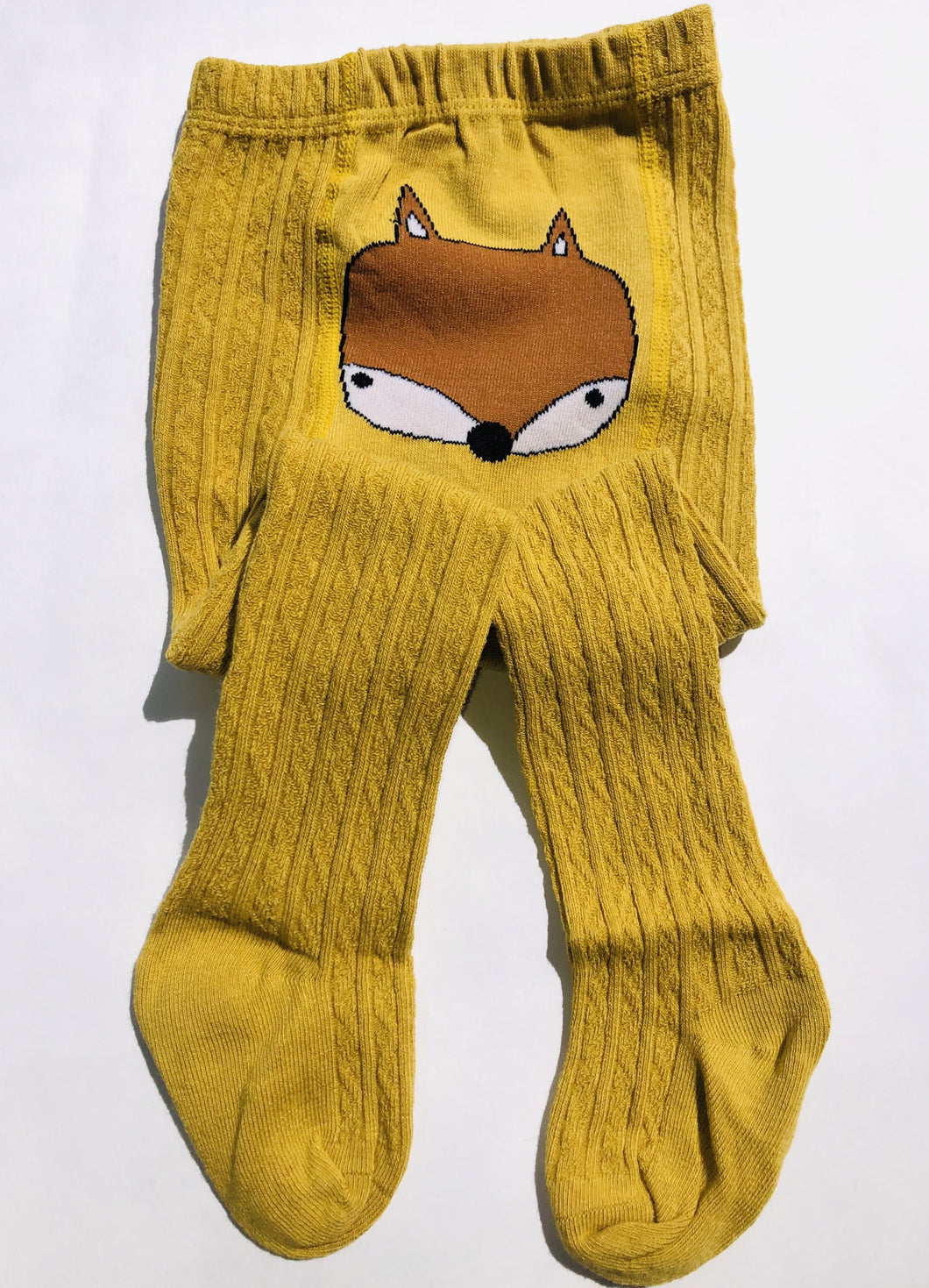 Mustard Fox Tights