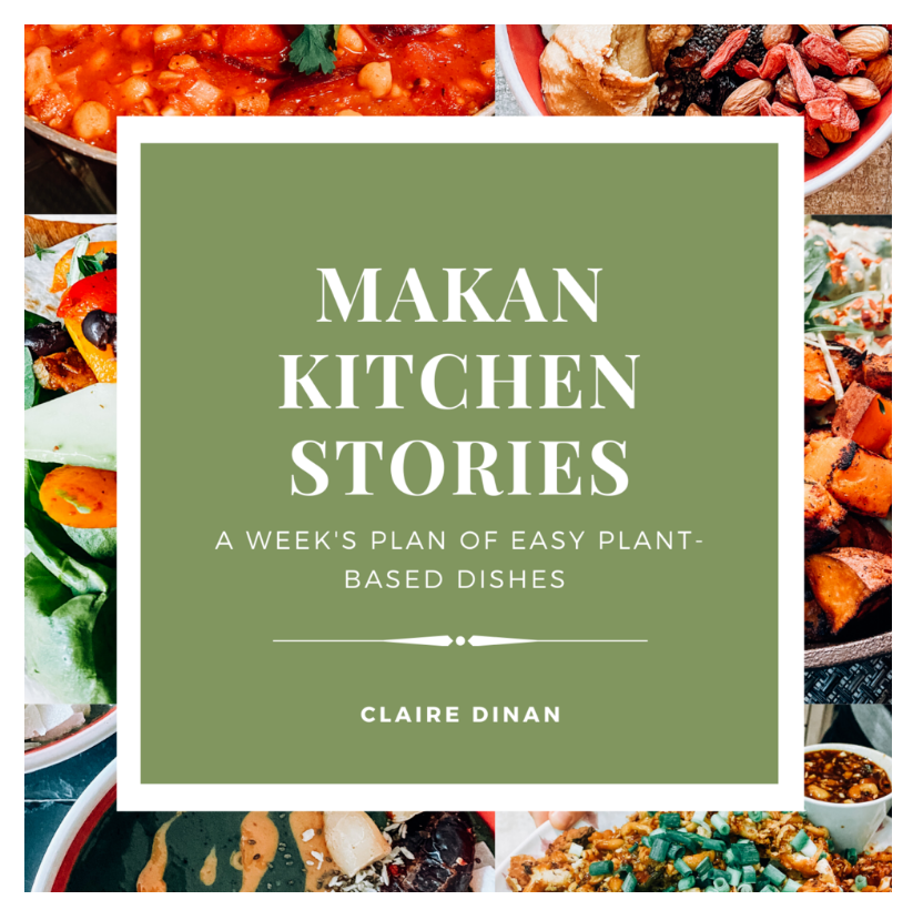 Easy Plant-based Meals - 7 Days of Recipes, Recipe Planner & Shopping List