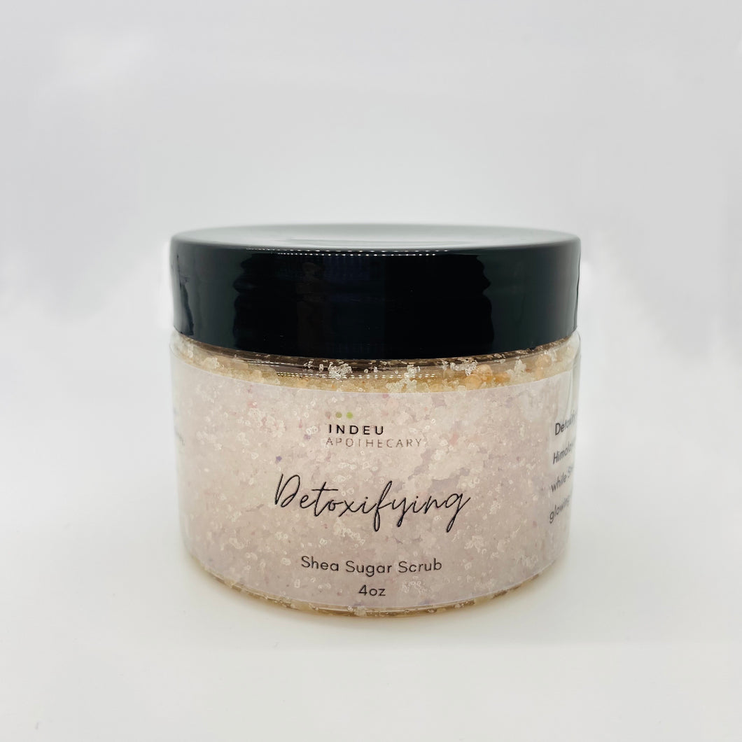 Detoxifying Body Scrub