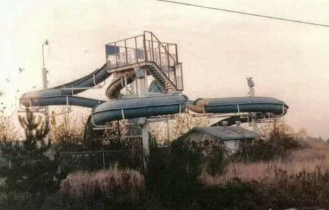 Clyde's Water Slide Puyallup Washington