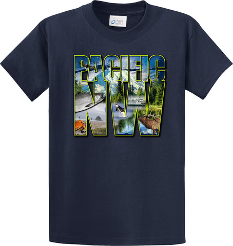 PNW Wildlife T-Shirt  #32221