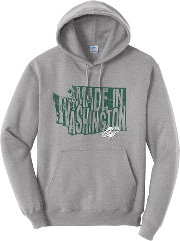 Made in Washington Hoodie  #34186