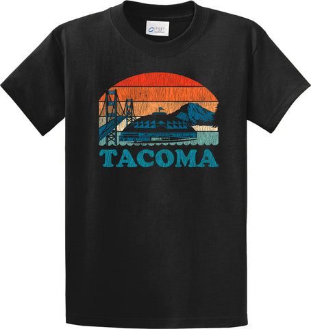 Retro Tacoma T-Shirt  #34219