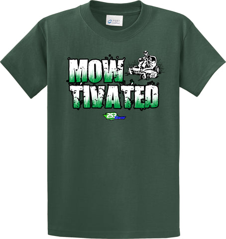 MOWTIVATED T-Shirt  #34221