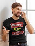 Shakey's Pizza Parlor Black T-Shirt #34069