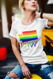Washington State Pride Womans T-Shirt  #32069