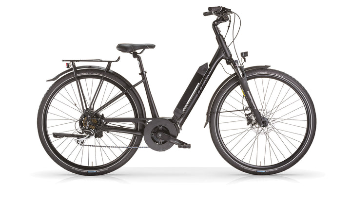 Titania Ladies Hybrid Electric Bike 14ah 504Wh