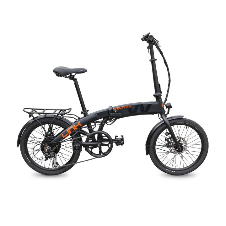 The Link Electric Foldable Bike