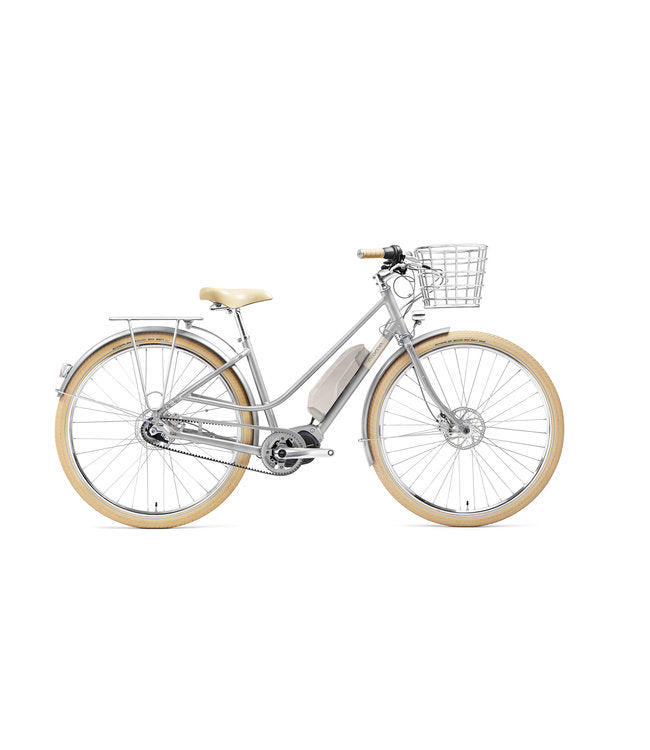 Creme Cycles Eve E - Silver Mist
