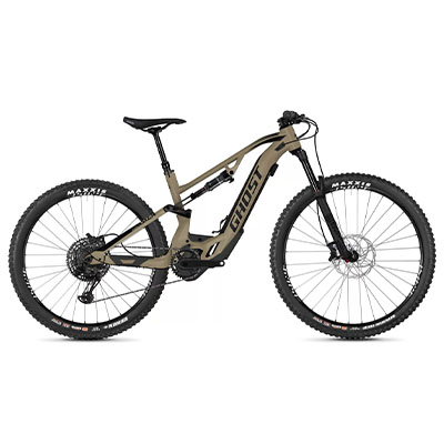 Ghost Hybride ASX 6.7+ Suspension E-Bike