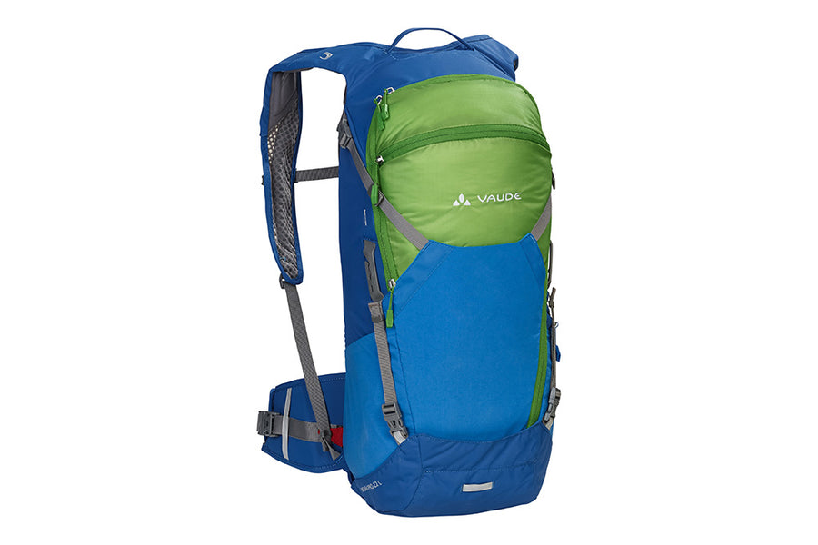 All Mountain Backpack - Moab Pro Blue 22L