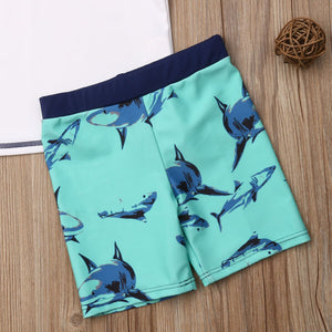 Great White Shark Swimwear Set