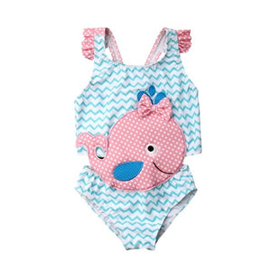 Whale You're Cute Swimsuit