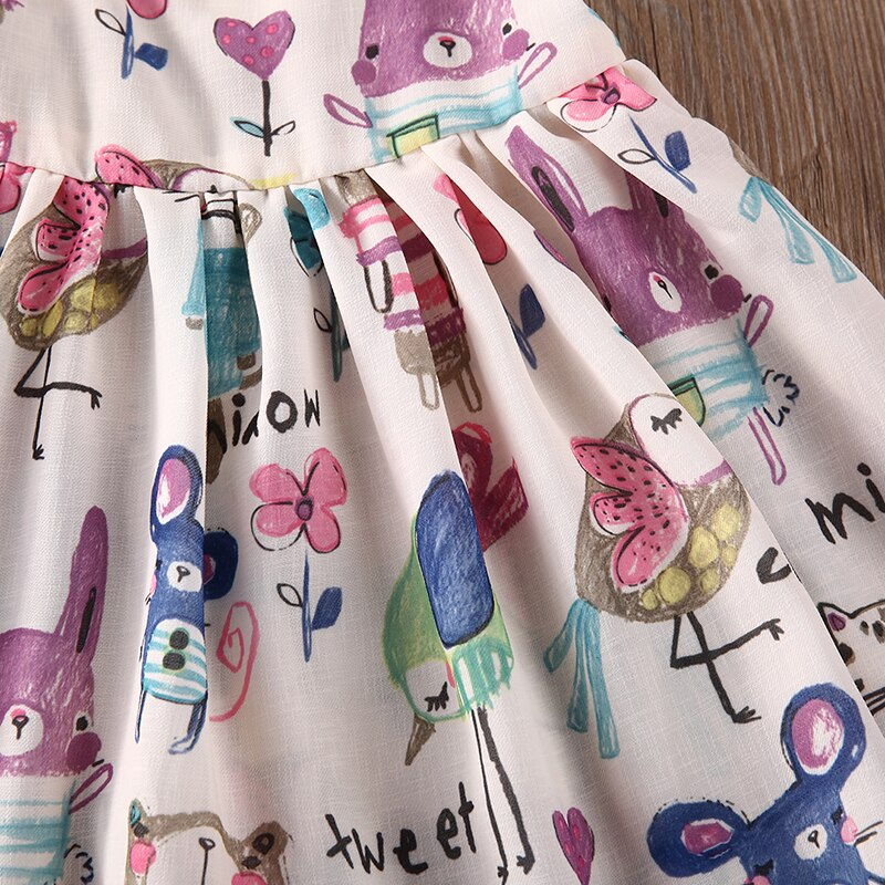 Tweet And Squeak Doodle Dress