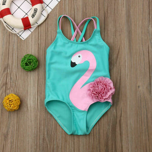 Flamingo to the Beach Swimsuit
