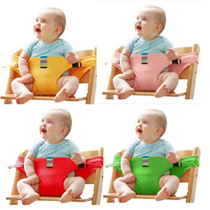 Portable High Chair Safety Strap Baby Boosters