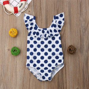 Polka Dot Cutie Swimsuit