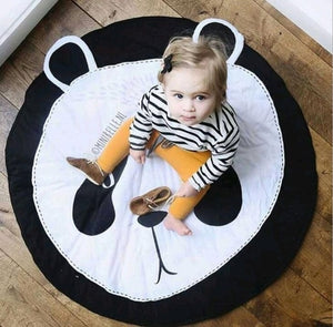 Foldable Cartoon Play Mat