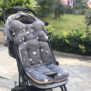 Printed Baby Stroller Cushion Pad