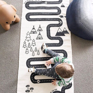 Adventure & Explore Baby Floor Mat