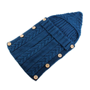 Sweater Weather Knitted Sleeping Bag