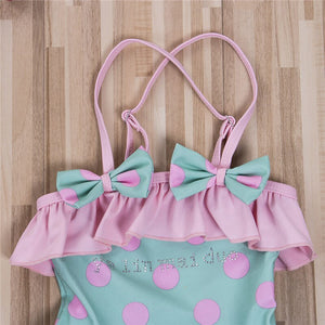 Buttercup Baby Swimsuit Set