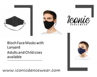 Bloch B-Safe Face Mask - with Lanyard