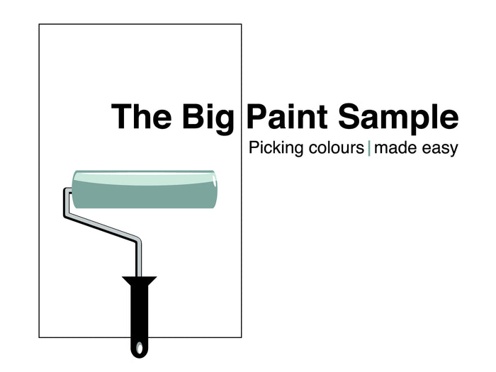 The Big Paint Sample