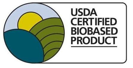 USDA Biobased Certified Product