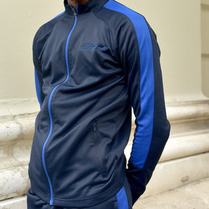 SIGNATURE TRACK TOP (ROYAL)