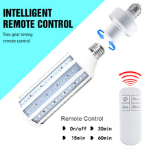Load image into Gallery viewer, DefenderPro LED UV Germicidal Lamp E26/E27 Light Bulb with Remote Control