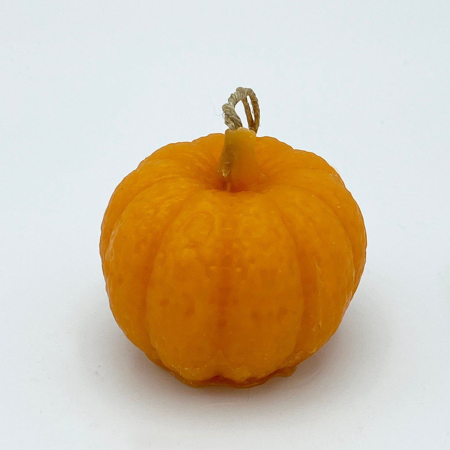 Small Pumpkin Candle
