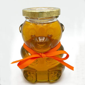 Honey - 12 oz Bear Jar