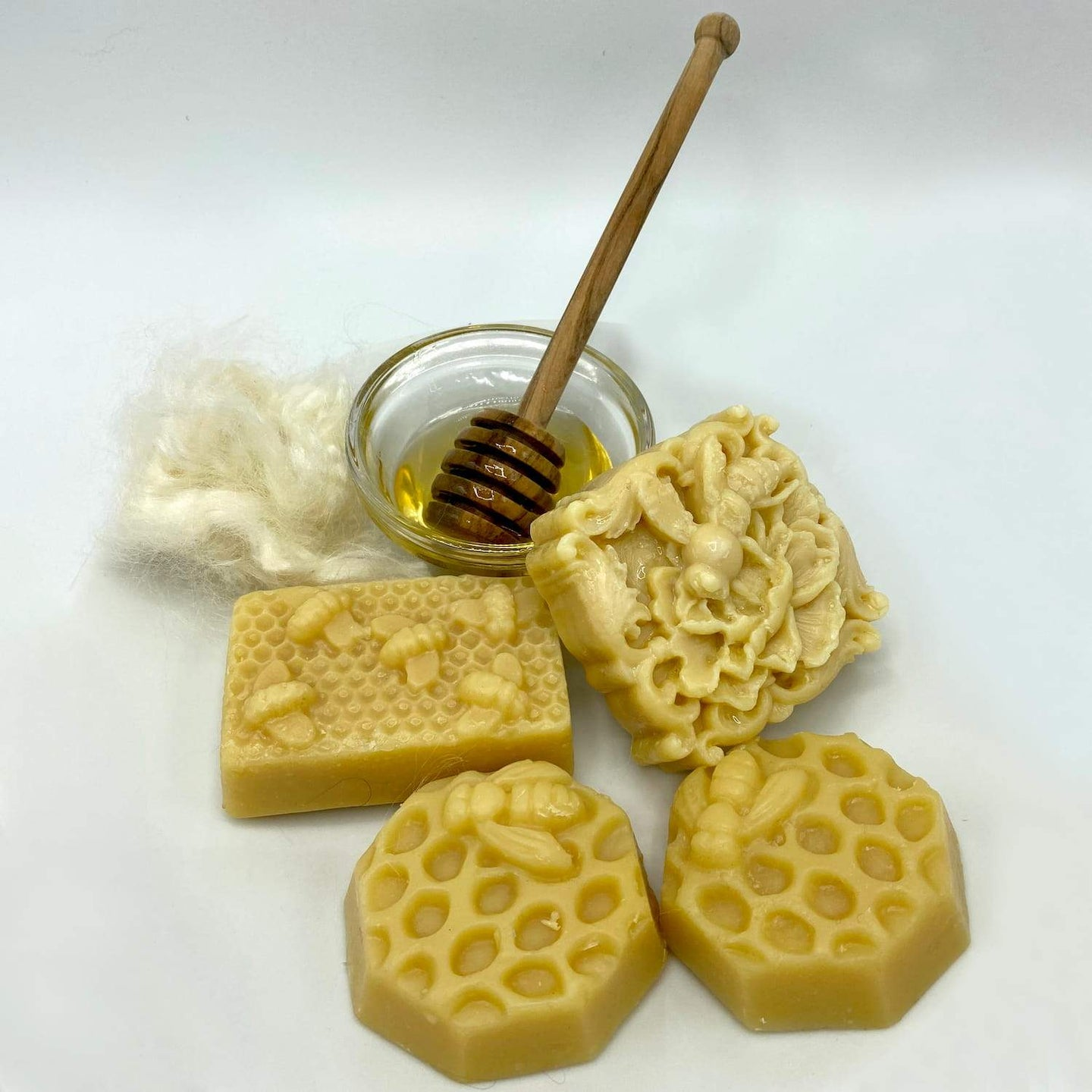 Honey, Silk, and Buttermilk Soap