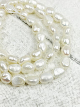 Load image into Gallery viewer, 5mm Freshwater Pearls for jewellery making (Approx 61)