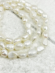 5mm Freshwater Pearls for jewellery making (Approx 61)