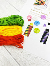 Load image into Gallery viewer, Kumihimo Friendship Bracelet Starter Kit