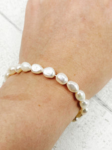7-8mm Freshwater Pearls for jewellery making (Approx 42)