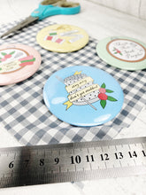 Load image into Gallery viewer, 4 x Snarky Dressmaking Sewing Fabric Pattern Weights (Approx 57g each)